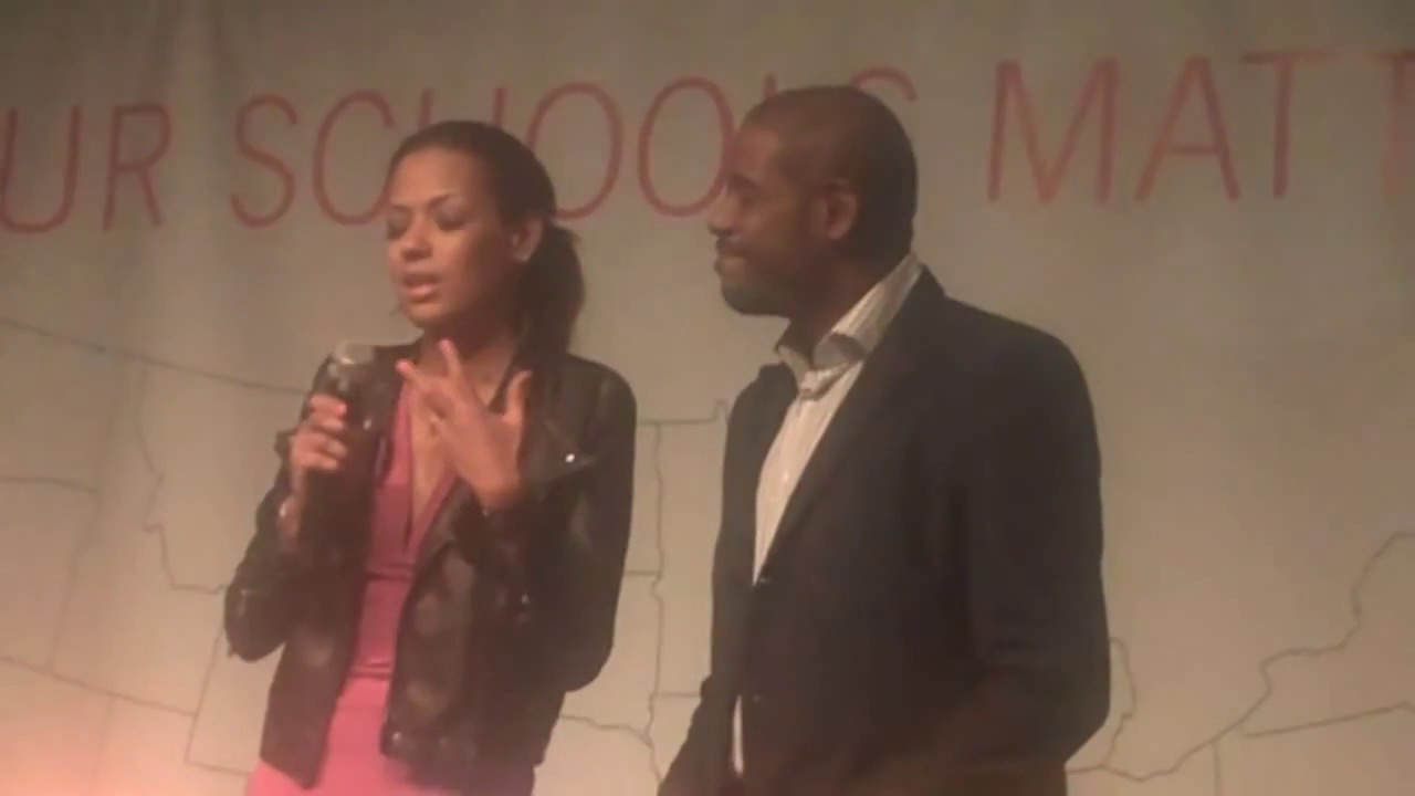 Forest Whitaker Talks About Education For Every Monday Matters Event