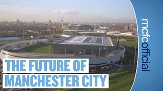City Football Academy Opens | Man City's New Youth Development and First Team Training Centre