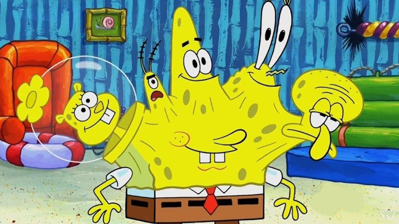 Spongebob Squarepants Season 11 Episode 9b REVIEW ...