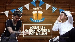 Video Young Lex Nyerah Ngadepin Boy William! | #TruthOrDrink Eps 9 download MP3, 3GP, MP4, WEBM, AVI, FLV Desember 2017