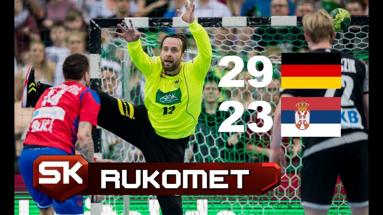 Highlights Najbolje Iz Duela Srbija Nemačka Sport Klub Sr