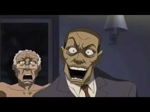 The Boondocks Huey's Best Fighting Scenes