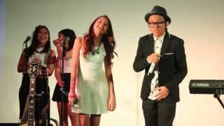 Musik -  Alvaro Maldini Siregar feat Salshabila (All Of Me)