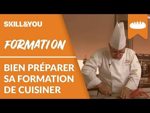 Comment Preparer L Examen Du Cap Cuisine Avec La Formation De L