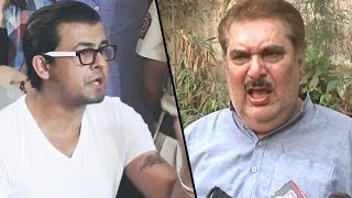 Raza Murad's BEST Reply On Sonu Nigam's Azaan Controversy