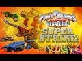 Games: Power Rangers Super Megaforce - Super Strike