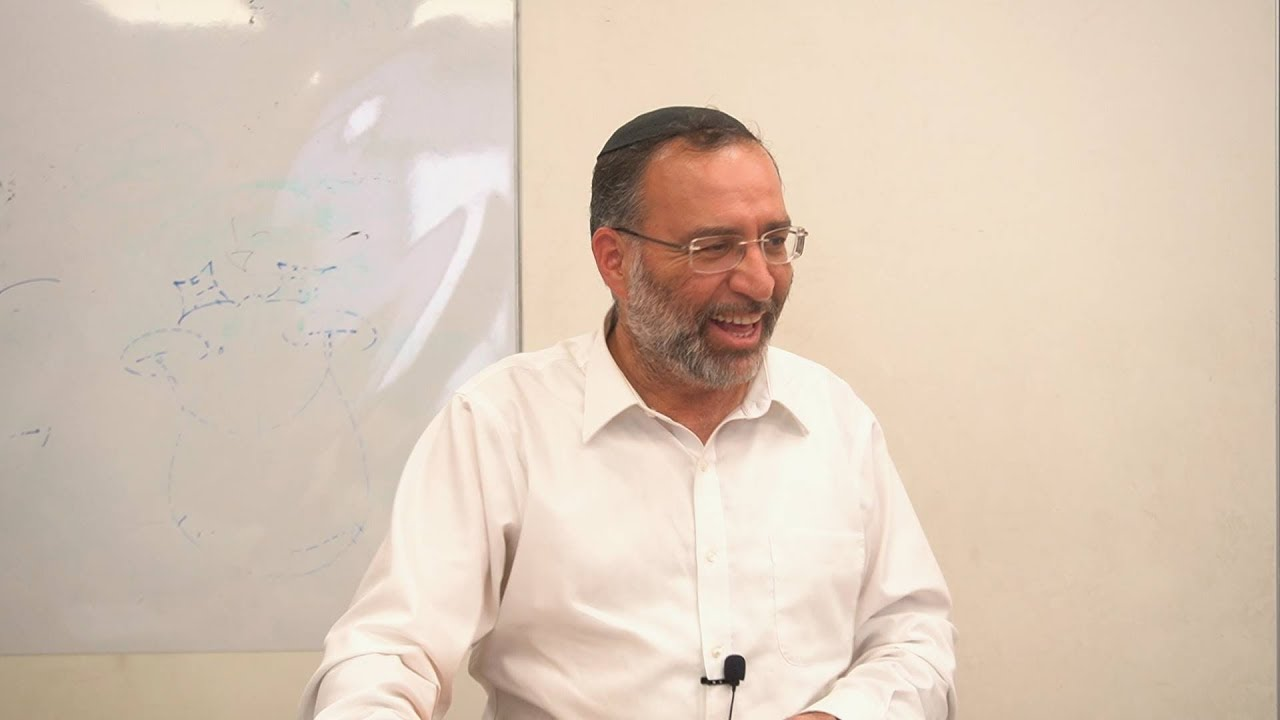 דיני ייחוד א' - צורבא מרבנן - הרב בן ציון אלגאזי