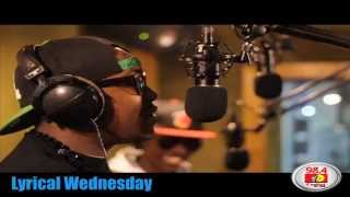 All Star Cypher session on Lyrical Wednesday