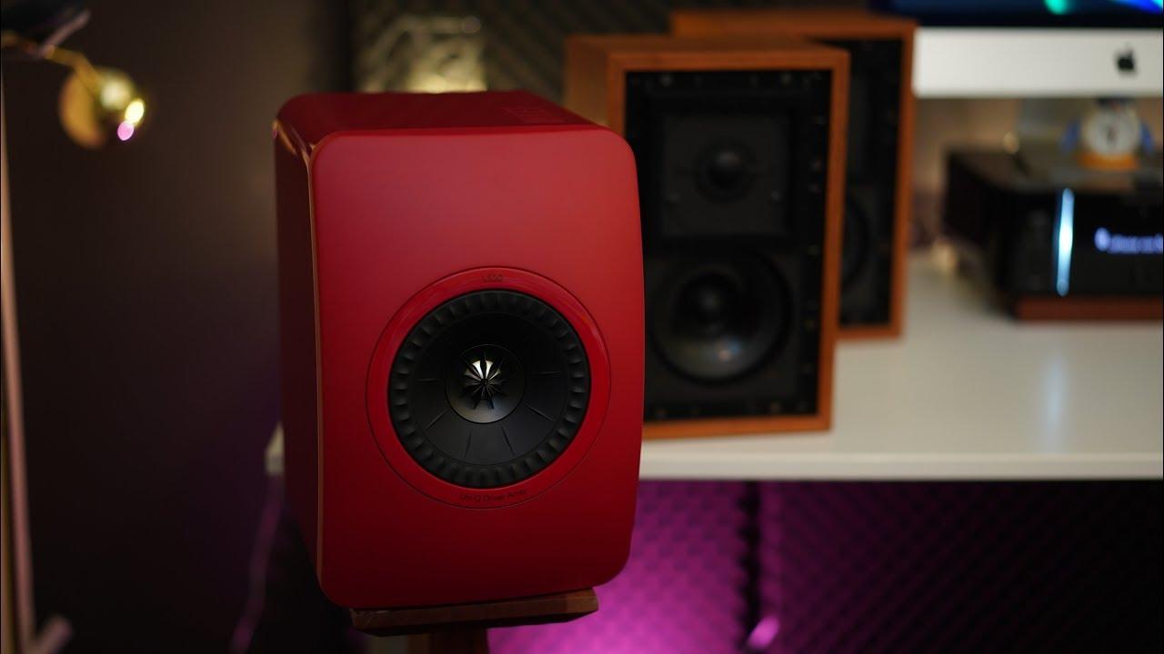 KEF LS50 vs KEF LS3 - Sound comparison reloaded