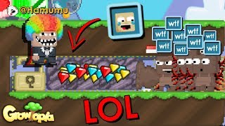 FUNNIEST BFG PRANK😂 !! || Growtopia