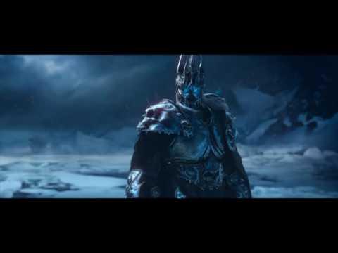 World of Warcraft: Wrath of the Lich King Cinematic Trailer - Paula Olaz
