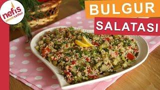 Bulgur Salatası - Salata Tarifleri - Nefis Yemek Tarifleri