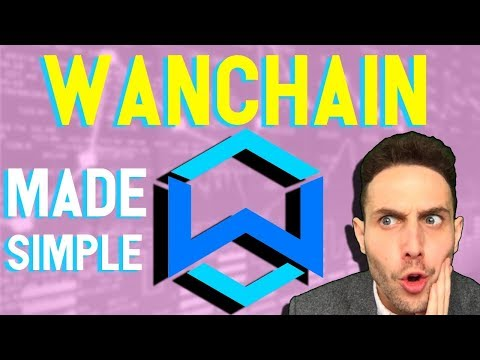 What is Wanchain? WAN interoperable blockchain platform could redefine financial services