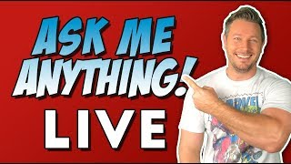 Ask Me Anything! Live! January 23rd