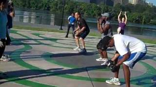 Fitness Boot Camp - CD Fit: HPT 7/4-6/10 by Clarence Duhart