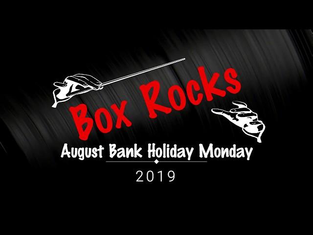 Box Rocks 2019