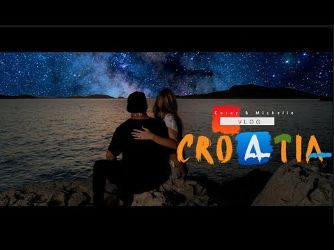 Our First  VLOG What we did for 13 Days in Croatia 2018