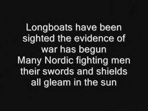 Iron Maiden - Invaders Lyrics