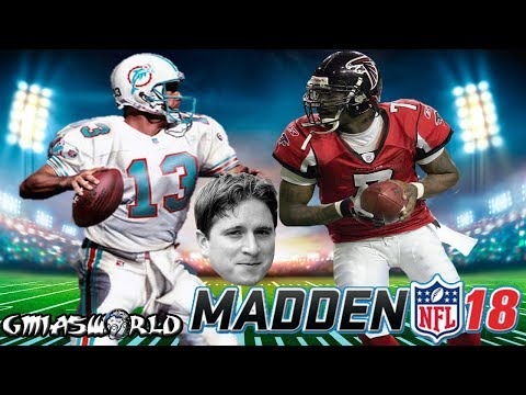 Madden 18 PRO TIP: DAN MARINO IS MIKE VICK IN MADDEN 18 ULTIMATE TEAM GAMEPLAY