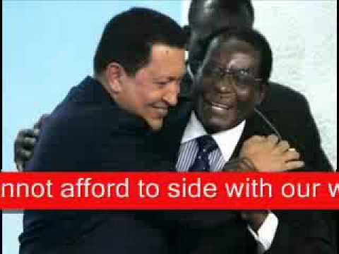 Mugabe Hero of Africa