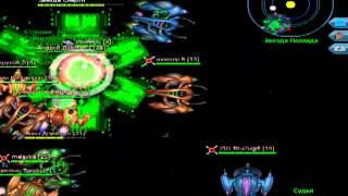 (Star Age: Галактика в опасности)Космическая станция