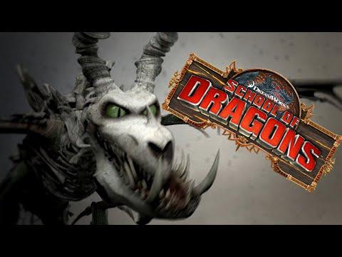 School of Dragons: Dragons 101 - The Boneknapper - YouTube