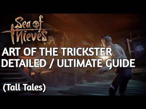 how-to-complete-the-art-of-the-trickster-|-tall-tales-(sea-of-thieves)