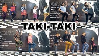 TAKI TAKI - DJ Snake , Cardi B | Dance Choreography | Saraswati dance academy roorkee and dehradun