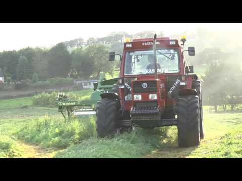 GRASSMEN TV - Machine lineup from 'Twist of Fiat'