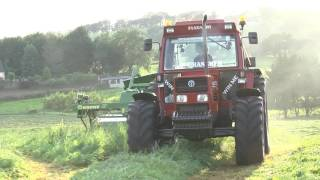 GRASSMEN TV - Machine lineup from