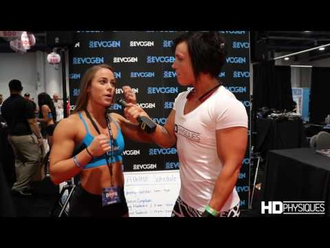 Lauren Finley, Figure Competitor, ed by Sara Butler of HDPhysiques