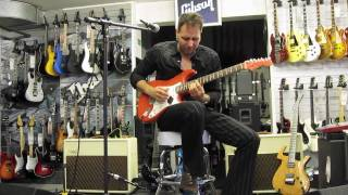 Dave Martone - Coming Clean - performance at Lucky Music Milan