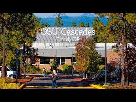 Oregon State University - Cascades Experience