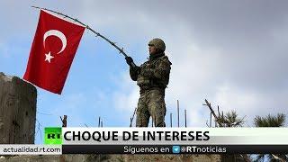 Turquía lanzará una operación militar contra las milicias kurdas en Siria