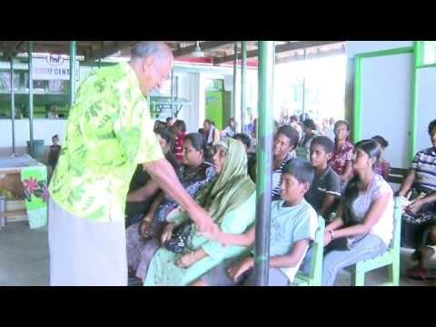 Fijian President H.E Ratu Epeli Nailatikau visits Nausori Health Centre