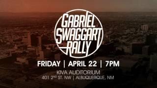 Gabriel Swaggart Rally Albuquerque