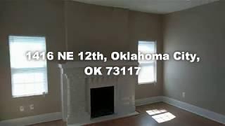 1416 NE 12th, Oklahoma City, OK 73117 3 Bed, 1 Bath RENT