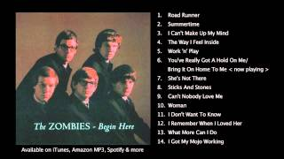 The Zombies - Begin Here (full album) official