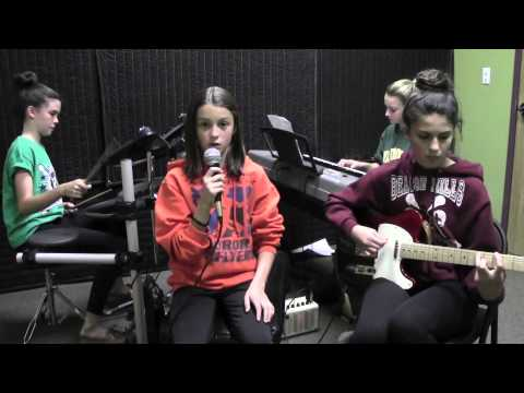 Safe and Sound ★ Girl Band Cover ★ Capital Cities