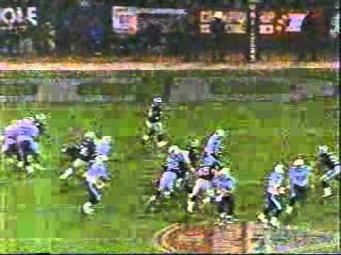 Raiders v Titans 2002 AFC Title Game 3/4