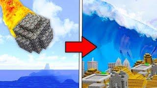 НУБ НАШЕЛ МЕТЕОРИТ В Майнкрафте! Minecraft Мультики Майнкрафт троллинг Нуб и Про