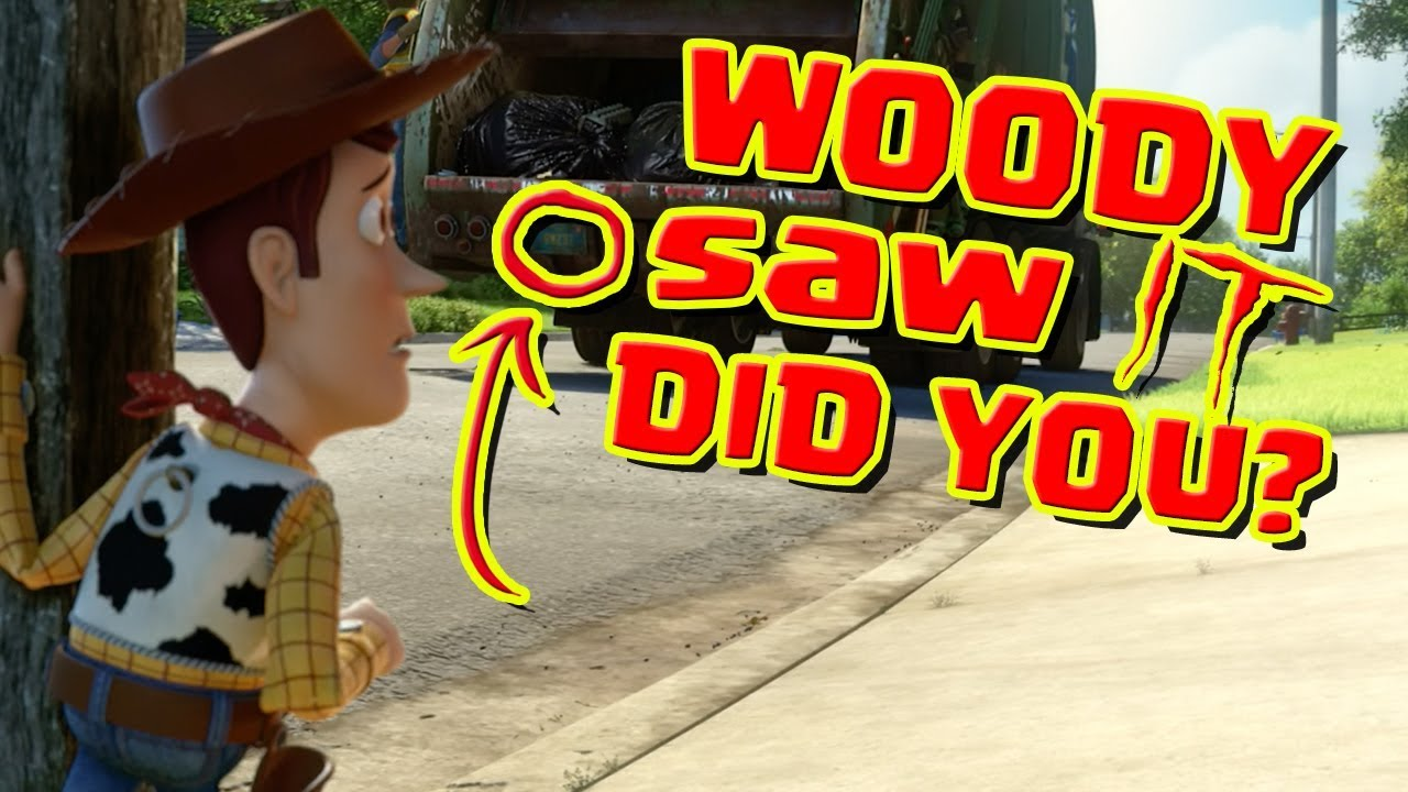 Download Disney Toy Story 3 Easter Eggs