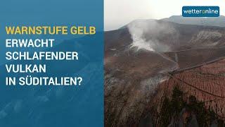 Erwacht schlafender Vulkan in Italien? (14.10.2021)