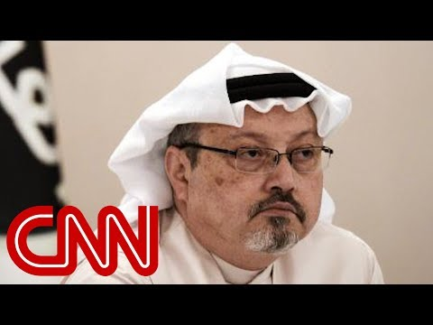 CIA concludes Saudi crown prince ordered Jamal Khashoggi's death, official says