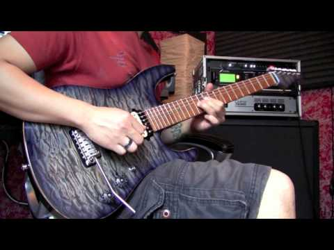 Dream Theater-Lines In The Sand Solo Cover mp3