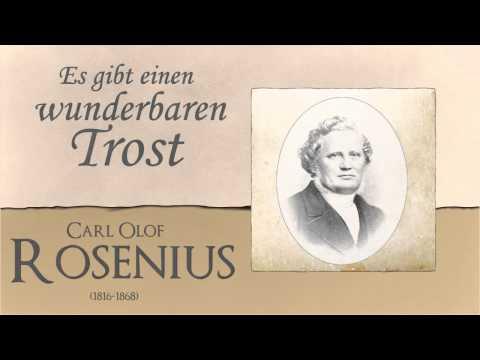 Es gibt einen wunderbaren Trost - C O  Rosenius