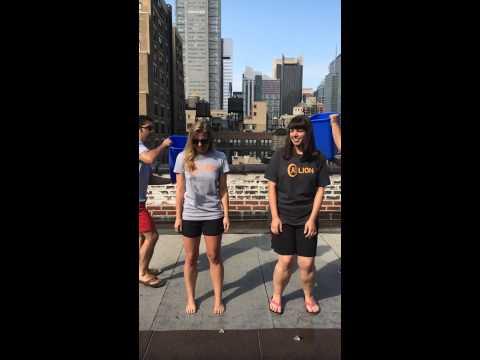 Lisa Arnold & Danielle Vasickanin ALS Ice Bucket Challenge