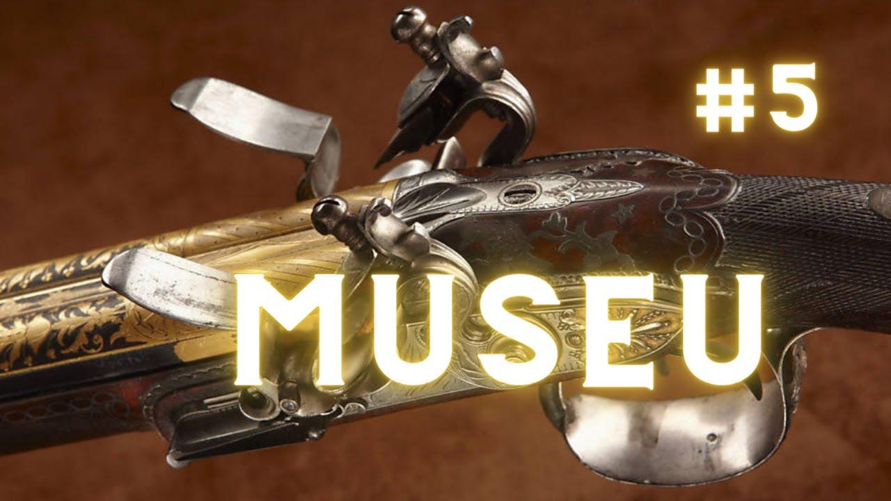 MUSEU de ARMAS DE FOGO nos EUA 🔥😍 (Parte 5)