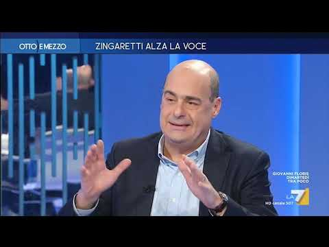 """Regionali, l'annuncio di Nicola Zingaretti: """"Dopo le elezioni PD a congresso e si rinnoverà"""""""