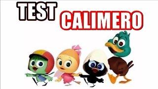 Calimero y sus amigos  - TEST